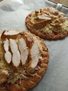 πίτα με πίτα από σουβλάκι