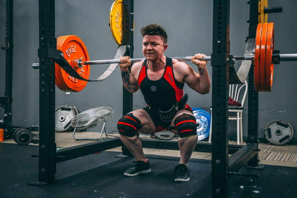 πρόγραμμα δύναμης Starting strength squat